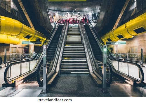 The most amzaing metro stations in the world