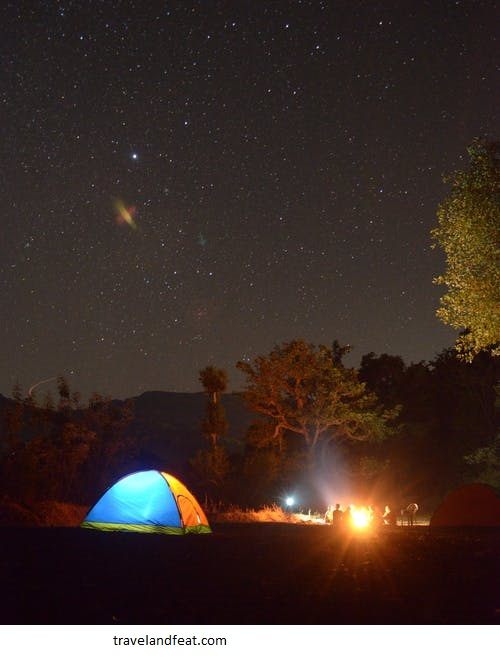 Camping safety measures