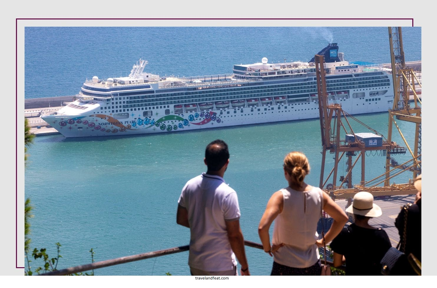 CRUISES AND THEIR ENVIRONMENTAL COMMITMENT