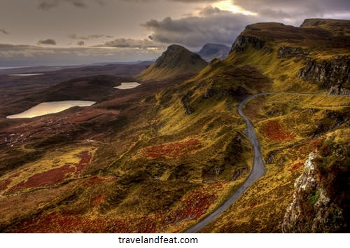 LANDSCAPES AND NATURE THE VALLEYS OF SCOTLAND