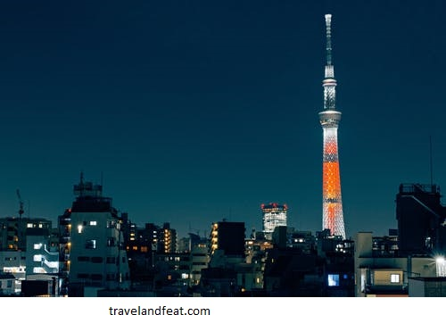 10 Popular Tokyo Sightseeing Spots for Foreign Tourists